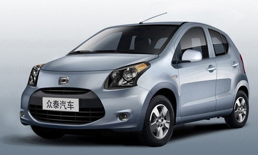 Zotye Z100 2013 - now Hatchback 5 door #2