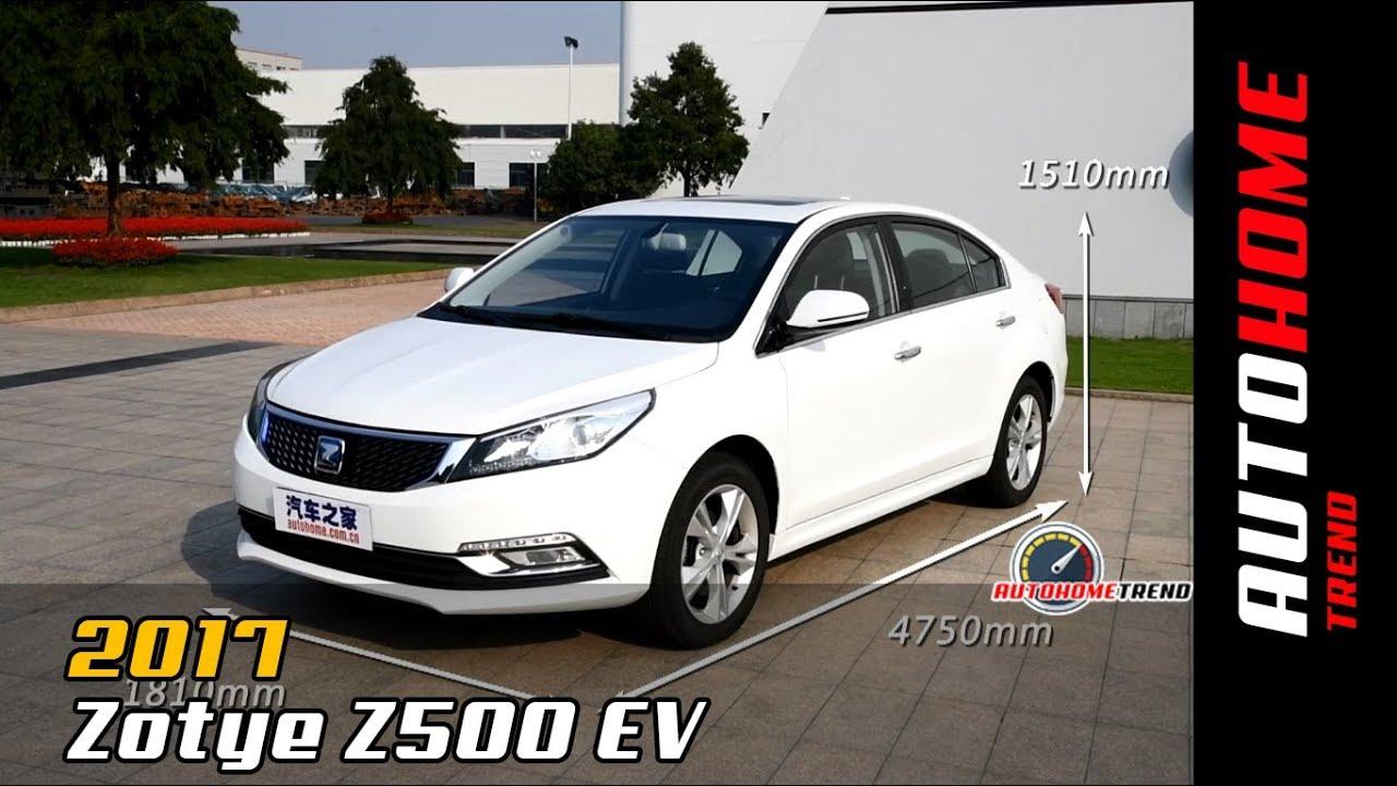 Zotye Z300 2015 - now Sedan #2