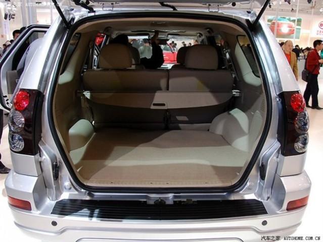 ZX Landmark I 2005 - 2009 SUV 5 door #1