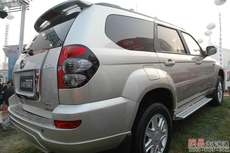 ZX Landmark I 2005 - 2009 SUV 5 door #6