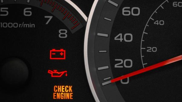 What Does if Check Engine Light on