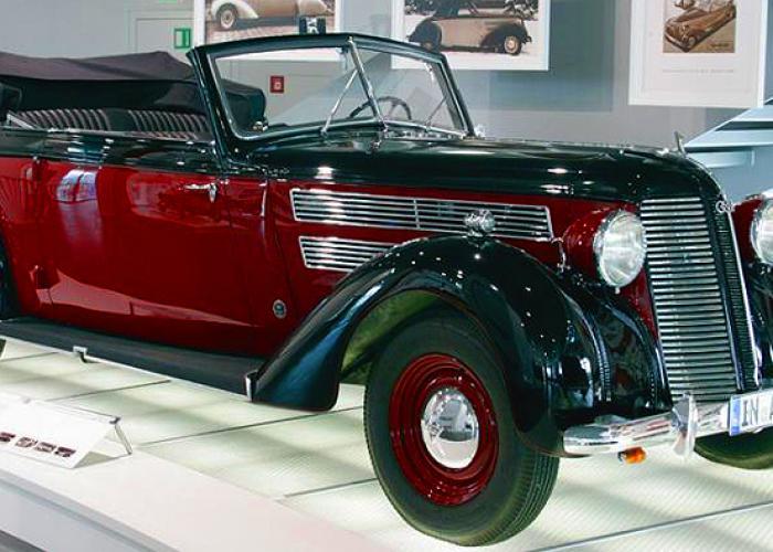 Audi 920