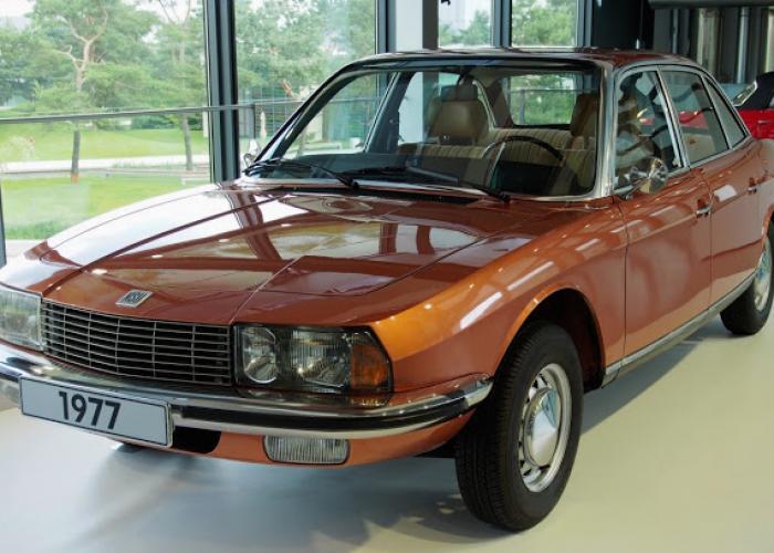 Audi NSU RO 80