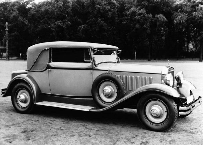 Audi Typ R