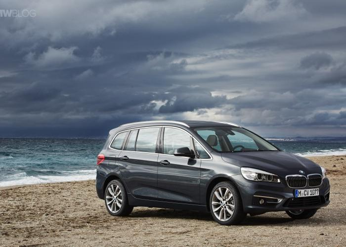BMW 2 Series Grand Tourer