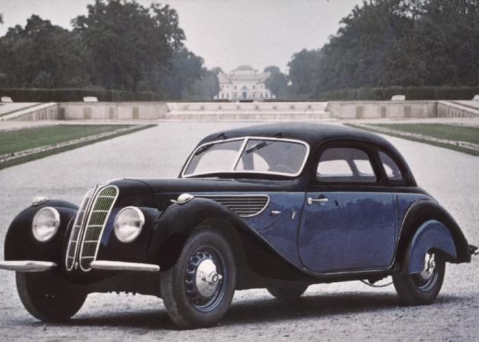 BMW 327 1937 - 1941 Coupe :: OUTSTANDING CARS