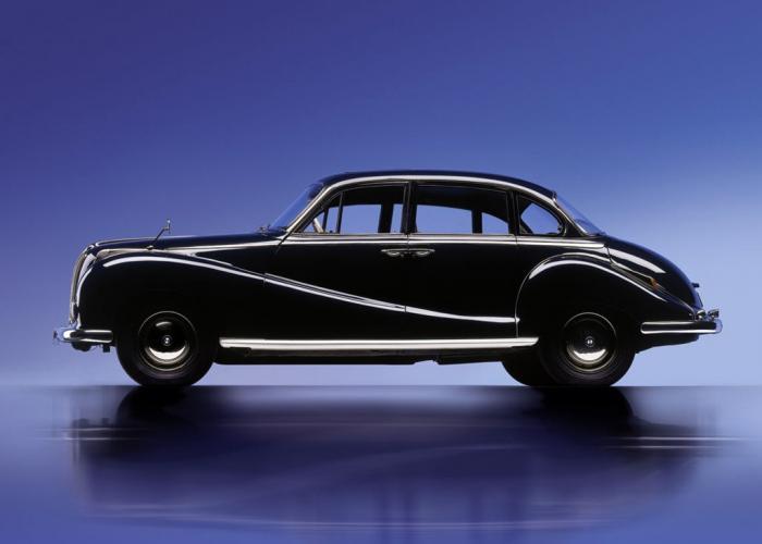 BMW 501 1952 - 1958 Sedan :: OUTSTANDING CARS