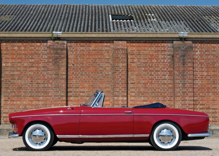 BMW 503 1956 - 1959 Cabriolet :: OUTSTANDING CARS