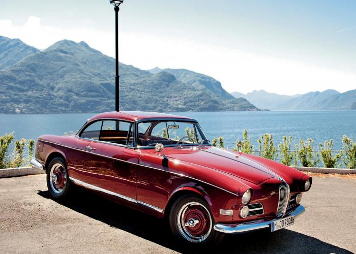 BMW 503 1956 - 1959 Coupe :: OUTSTANDING CARS