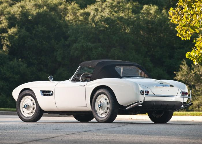 BMW 507 1956 - 1959 Cabriolet :: OUTSTANDING CARS