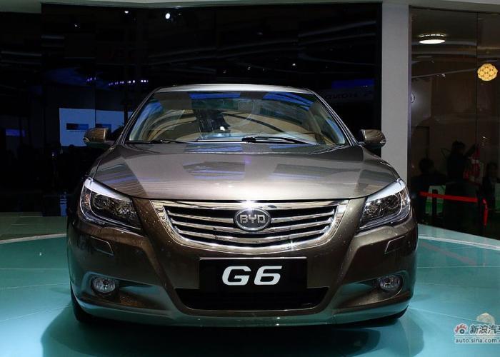 BYD G6