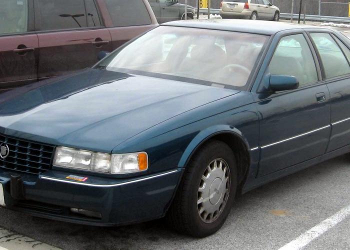 Cadillac Seville Iv 1992 1997 Sedan 3