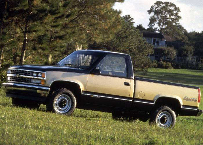 Chevrolet C/K