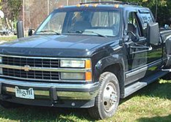 Chevrolet C&#47K