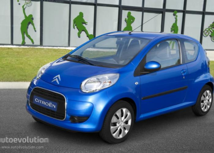 Citroen C1 I Restyling 2008 - 2012 Hatchback 3 door #4