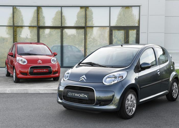 Citroen C1 I Restyling 2008 - 2012 Hatchback 3 door #1