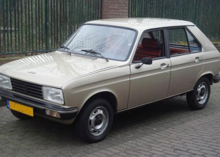 Peugeot 104