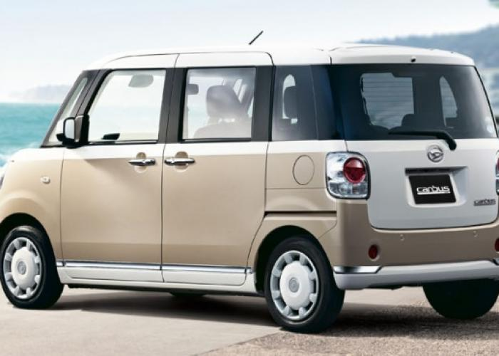 Daihatsu Move Canbus