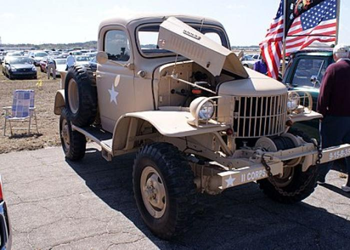 Dodge WC series