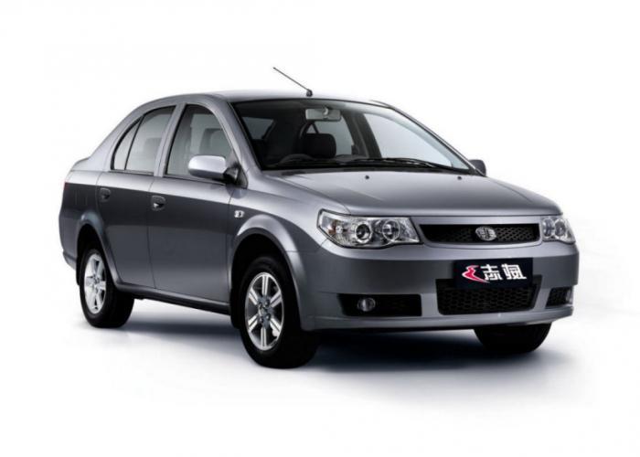 FAW Vita 2007 - now Sedan :: OUTSTANDING CARS