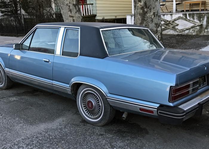 Ford Granada (North America)