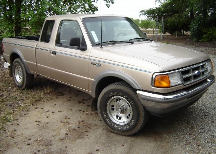 Ford Ranger (North America)