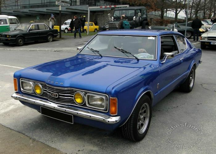 ford taunus i 1970 1976 coupe outstanding cars. Black Bedroom Furniture Sets. Home Design Ideas