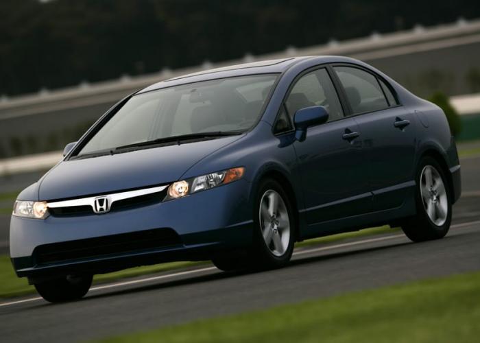 Honda Civic Viii 2006 2008 Sedan 6