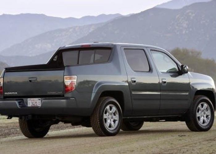 Honda Ridgeline I Pickup OUTSTANDING CARS - 2005 ridgeline