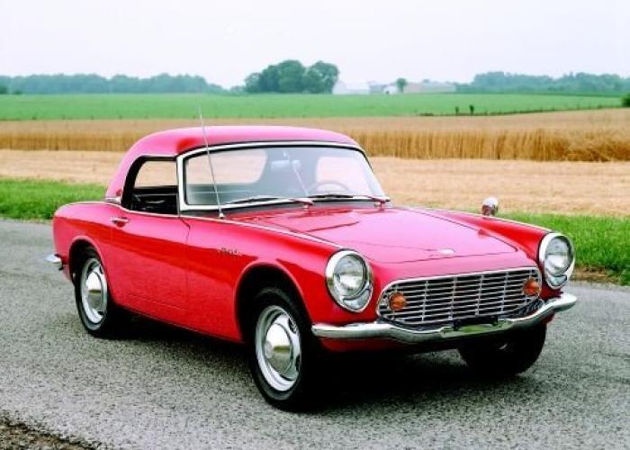 Attrayant Honda S600 I 1964   1966 Cabriolet #5