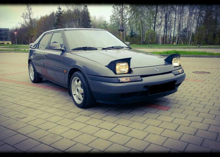 Mazda Eunos 100