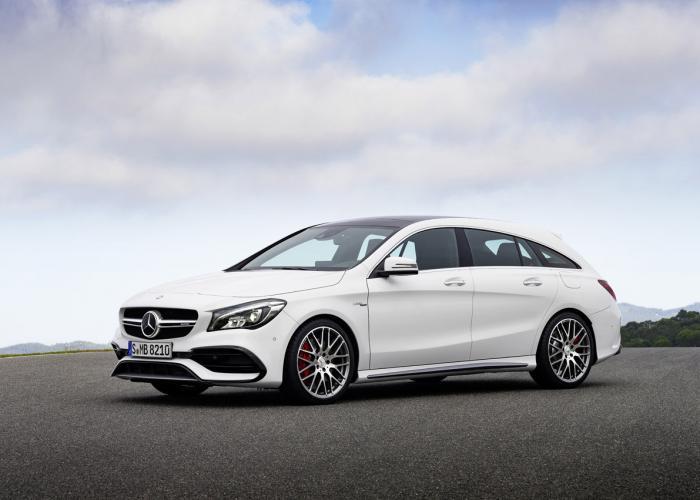 Mercedes-Benz CLA-klasse AMG