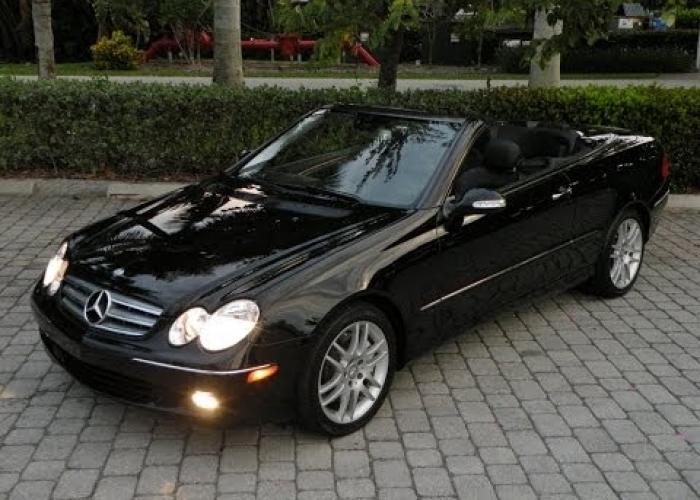 Mercedes-Benz CLK-klasse AMG