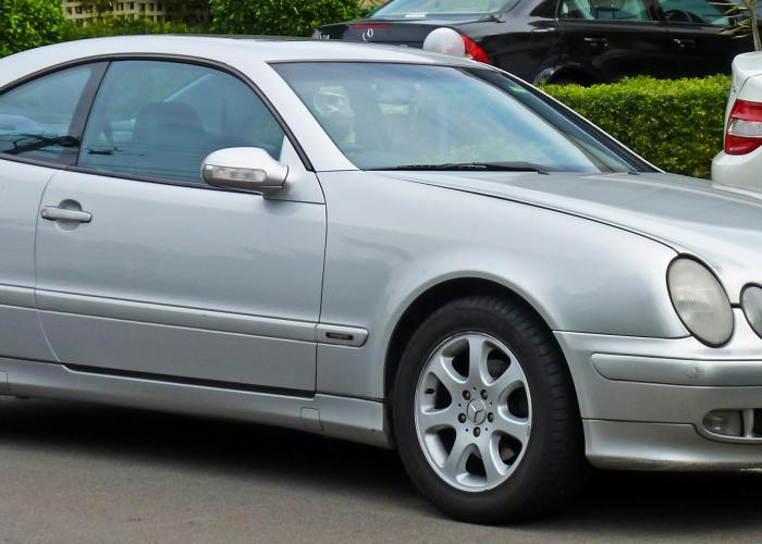 Mercedes-Benz CL-klasse AMG