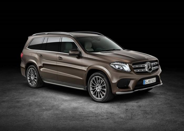 Mercedes-Benz GLS-klasse