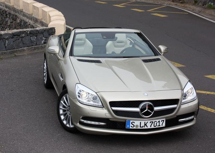 Mercedes-Benz SLK-klasse AMG