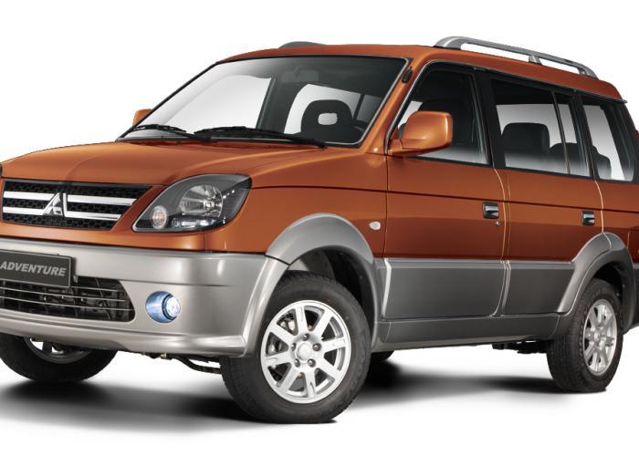 Mitsubishi Freeca I Minivan Exterior on 2001 Mitsubishi Galant