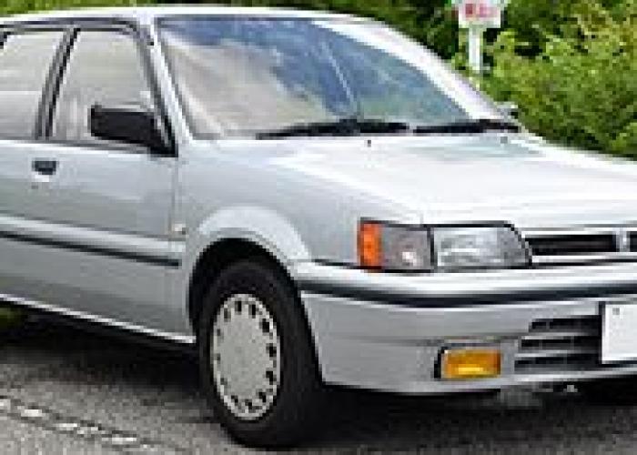 Nissan Liberta Villa