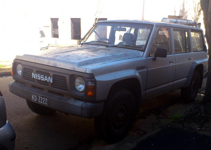 Nissan Safari