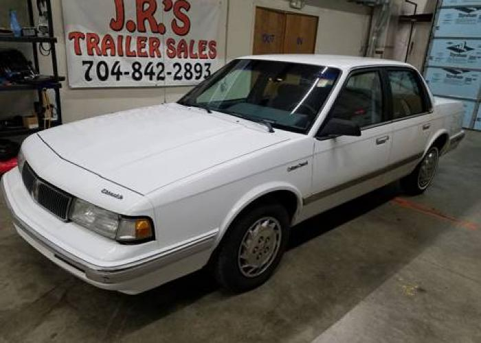oldsmobile cutlass ciera 1981 1996 sedan outstanding cars outstanding cars