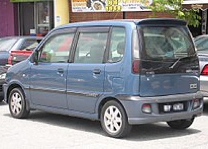 Perodua Kenari