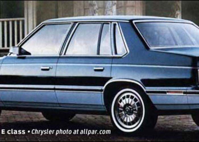 Plymouth Caravelle