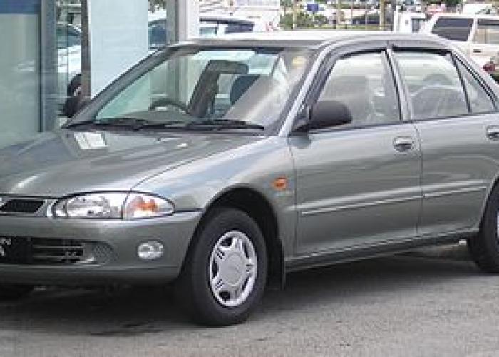 Proton Wira (400 Series)