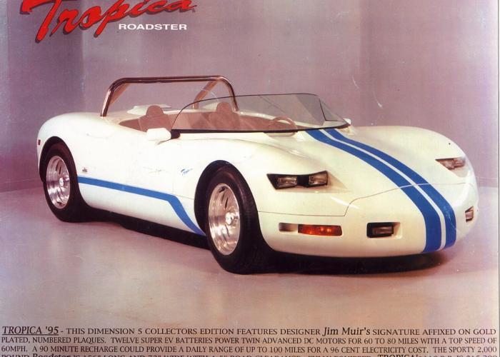 Renaissance Tropica Roadster