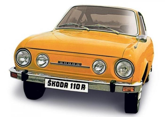 Skoda 100 Series