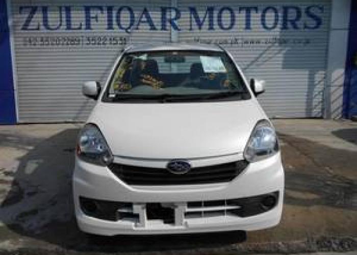Subaru Lucra