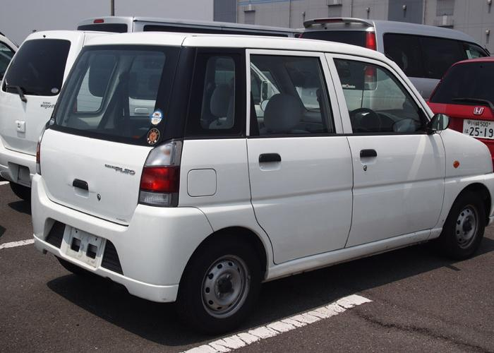 Subaru Pleo