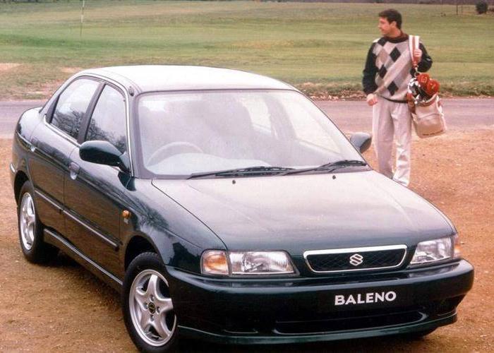 Suzuki Baleno I 1995