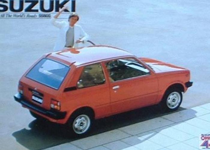 Suzuki Cervo