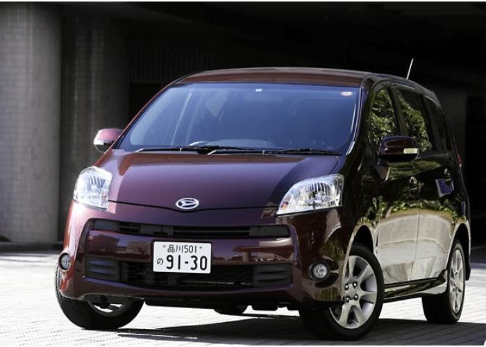 Toyota Passo Sette